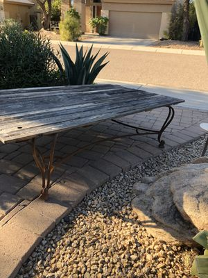 Coffee table for Sale in Cave Creek, AZ