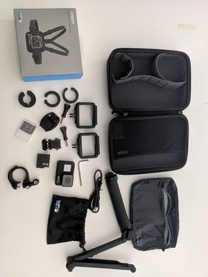 Gopro Hero7 Black HD complete set - Excellent condition for Sale in San Jose, CA