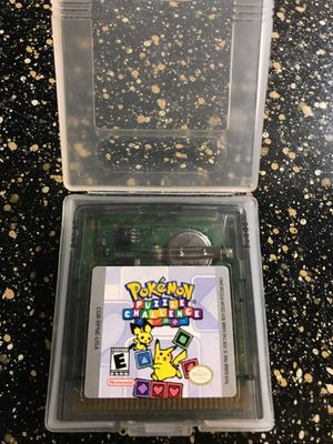 Pokémon Puzzle Challenge Game Boy Game for Sale in Katy, TX
