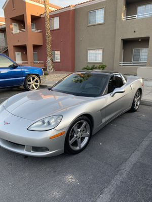 2007 Chevy corvette c6 base automatic for Sale in Huntington Park, CA