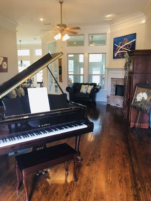 K Kawai Baby Grande Piano with player for Sale in Slidell, LA