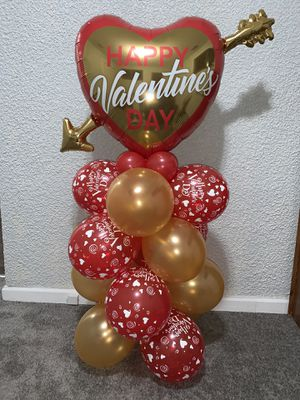 Valentine's Day balloons for Sale in Dearborn Heights, MI