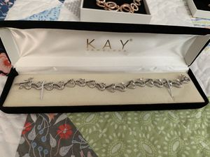 Kay Bracelet and Rose Gold Jewelry for Sale in Farmington, UT