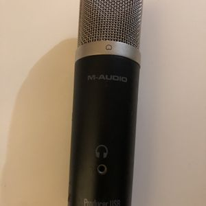 M Audio Producer USB Microphone for Sale in Garden Grove, CA