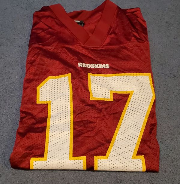 Washington Redskins 17 Jason Campbell Authentic Jersey