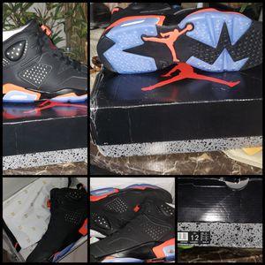 Brand New Retro 6 Jordans Men's size 12 for Sale in Baltimore, MD