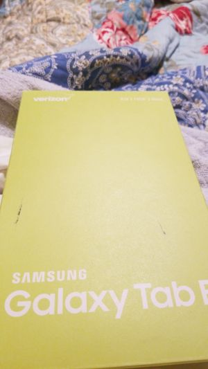 Samsung galaxy Tab E..new in box for Sale in Raleigh, NC
