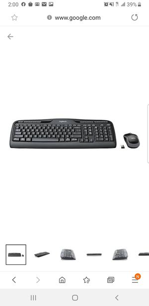 Logitech mk320 Computer keyboard for Sale in Worcester, MA