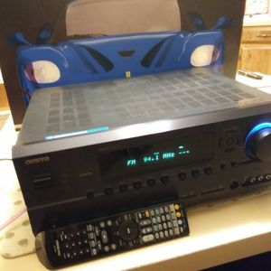 Onkyo Receiver for Sale in Tacoma, WA