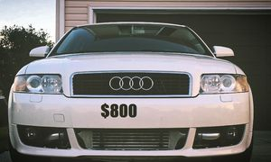 🍁$ 800 Selling my 2005 Audi A4 1.8 T Quattro🍁 for Sale in San Francisco, CA