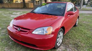 Honda Civic 2002 EX Coupe for Sale in Tampa, FL