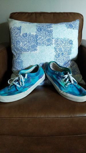Vans men's size 13 tie dye for Sale in Portland, OR