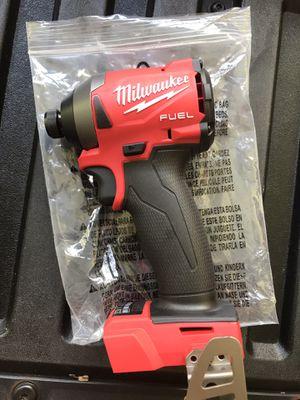 "Milwaukee M18 Fuel 1/4"" Impact for Sale in Hilo, HI"