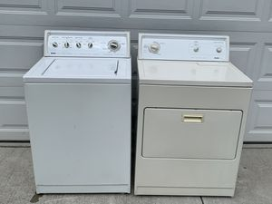 Kenmore Super Capacity Washing Machine & Dryer for Sale in New Port Richey, FL