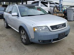2004 AUDI ALLROAD PARTING OUT CALL TODAY!! for Sale in Rancho Cordova, CA
