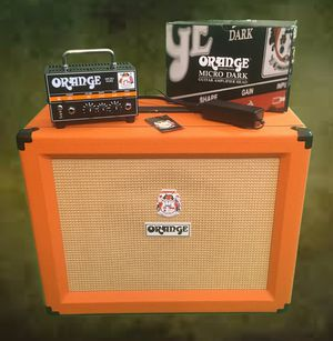 "Orange Micro Dark Terror & PPC112 Closed Back Cab with 12"" Celestion Vintage 30 for Sale in EASTAMPTN Township, NJ"