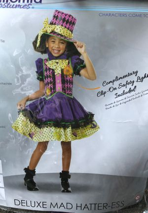 Mad Hatter costume for Sale in Phoenix, AZ