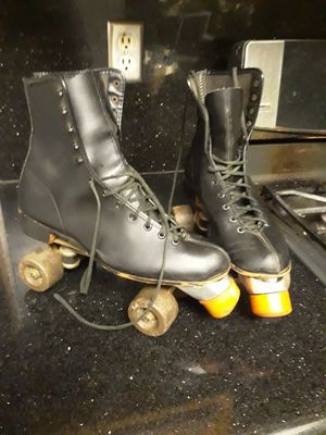 Vintage Leather Roller Derby Skates for Sale in City of Industry, CA