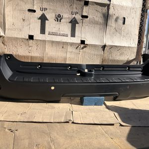 TOYOTA SEQUOIA REAR BUMPER COVER OEM 2008 2018 for Sale in Los Angeles, CA