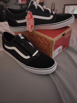 Size 14 vans . Brand new never worn for Sale in Grand Prairie, TX