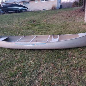Aluminum Canoe 14 FT Mint Garage Kept... GRUMAN for Sale in Holland, PA