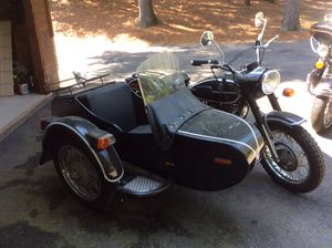1998 Ural Motorcycle With Sidecar for Sale in Tomahawk, WI
