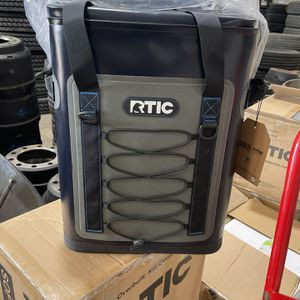 NEW Rtic Backpack Cooler $100 for Sale in Houston, TX