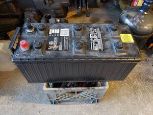 Boat battery 4D for Sale in Seattle, WA