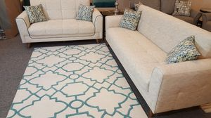 European Sofa bed & Loveseat With Storage for Sale in Niles, IL
