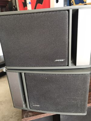 Bose model 141 speakers for Sale in Stanton, CA