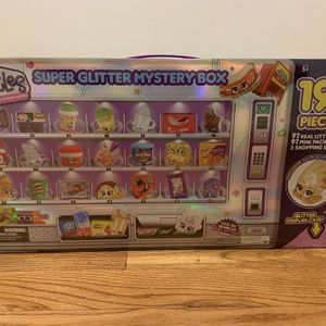 Shopkins Real Littles Glitter Mystery Box Set 197 Pieces for Sale in Glendale, CA