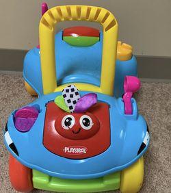 Playskool Step Start walk and ride on car walker. Retail $27 for Sale in Tinton Falls,  NJ