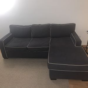 Custom Grey Sectional for Sale in Los Angeles, CA