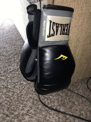 Boxing Gloves w/ Wraps for Sale in Greensboro, NC