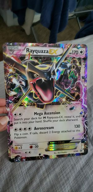 Large Pokemon Collector Card for Sale in Philadelphia, PA