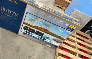 Samsung 55 inch tv nu6900 😎😎😎 Y7 for Sale in Murrieta, CA