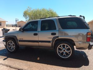 2001 Chevy Tahoe V8 for Sale in Sacaton, AZ