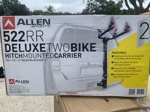 Brand new Allen Sports 2 bike mount - still in box for Sale in Tampa, FL