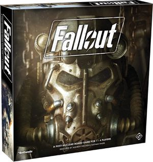 Fallout Board Game for Sale in Albuquerque, NM