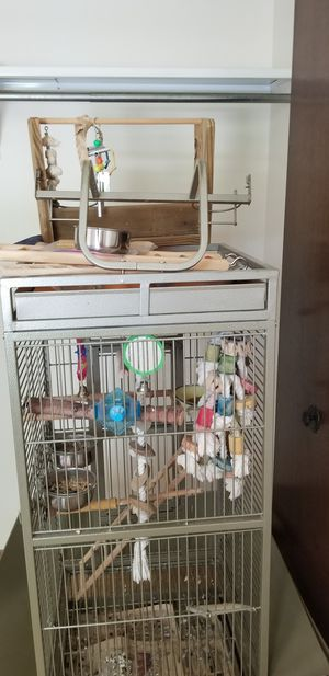 Bird cage for Sale in Braidwood, IL
