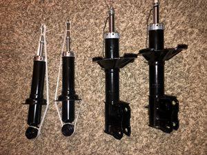 Strut Shock Absorber For 00-2005 Mitsubishi Lancer Front and Rear Kit Set Of 4 for Sale in Rancho Cucamonga, CA