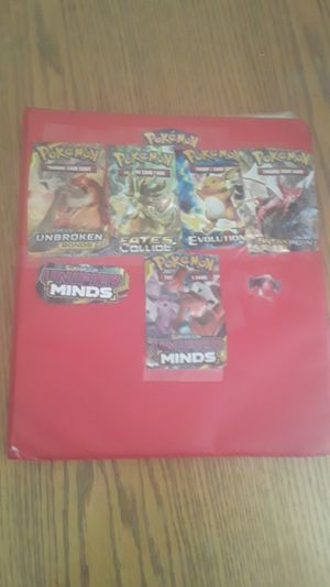 Pokemon Collection Binder for Sale in Murrieta, CA