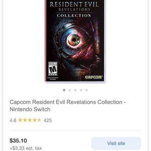 Resident Evil for Sale in Los Angeles, CA