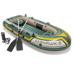 BNEW SEAHAWK 3 INFLATABLE BOAT 🔥selling fast🔥 for Sale in LUTHVLE TIMON, MD