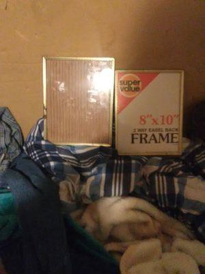 2 frames both 20 dollars each for Sale in Parkersburg, WV