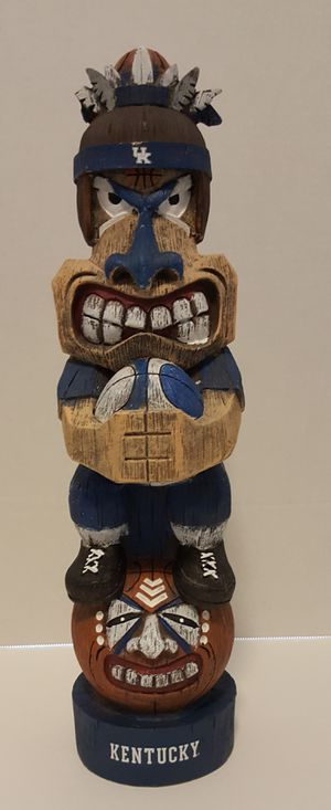 KY WILDCATS BASKETBALL TOTEM BRAND NEW! for Sale in Lexington, KY
