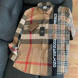 Burberry Shirt for Sale in Philadelphia, PA