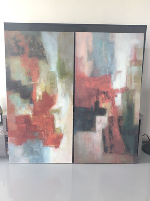 Abstract Canvas Print - Wall Art for Sale in Lake Worth, FL