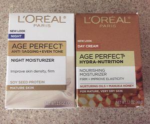 L'Oréal face cream each $10,00 for Sale in Costa Mesa, CA