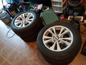 5x120 rims and all season tires for Sale in Federal Way, WA
